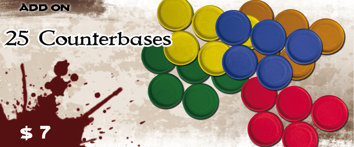 Add-on Bases colorees