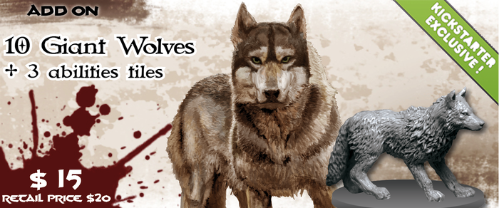 Add-on Loups