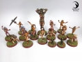 Blood Bowl - Silvania Team All