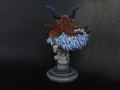Kingdom Death - Bust Primal Huntress 05