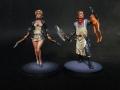 Kingdom Death - Chiefs Couple
