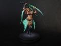 Kingdom Death - Pinup Phoenix Dancer 01