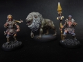 Kingdom Death Monster - Armor Kit - White Lion 04