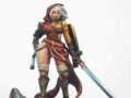 Kingdom Death - Wrath of Kings Crossover - Twilight Knight Dame Allison 01