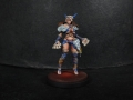 Kingdom Death - Pinup Primal Huntress 01