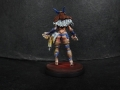 Kingdom Death - Pinup Primal Huntress 04