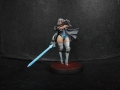 Kingdom Death - Pinup Scifi Twilight Knight 01
