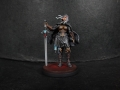 Kingdom Death - Reverse Pinup Twilight Knight 01
