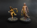 Kingdom Death Monster - Survivors - Allister & Lucy