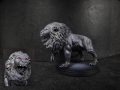 Kingdom Death - Monsters - White Lion 01
