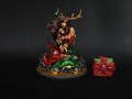 Kingdom Death - Xmas Pinup 01