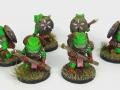 Mice & Mystics - Downwood Tales - Froglodytes Frogs