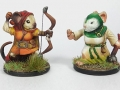 Mice & Mystics - Heroes - Lilly & Tilda