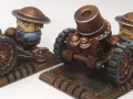 Allies Troops - Hammer 65 Pounder - Mortar