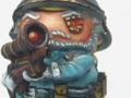 Blight Heroes - Jager Erwin Konig, the Sniper