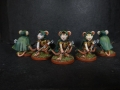 Tail Feathers - Minions - Oakguard