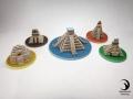 Tzolkin The Mayan Calendar 4 Temples