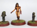 Blood Bowl - Silvania Team Markers