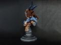 Kingdom Death - Bust Primal Huntress 04