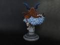 Kingdom Death - Bust Primal Huntress 05