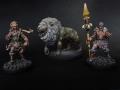 Kingdom Death Monster - Armor Kit - White Lion 04