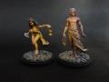 Kingdom Death Monster - Survivors - Allister & Lucy