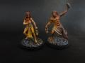 Kingdom Death Monster - Survivors - Zachary & Erza