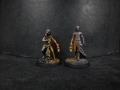 Kingdom Death - Survivors - Allister & Erza