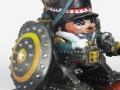 Rivet Wars - Allies -  Heroes - General Patson Walker