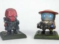 Rivet Wars - Neutral - Heroes - Atomic Robo - Doctor Vorne