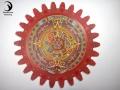 Tzolkin The Mayan Calendar 4 Main Wheel 02